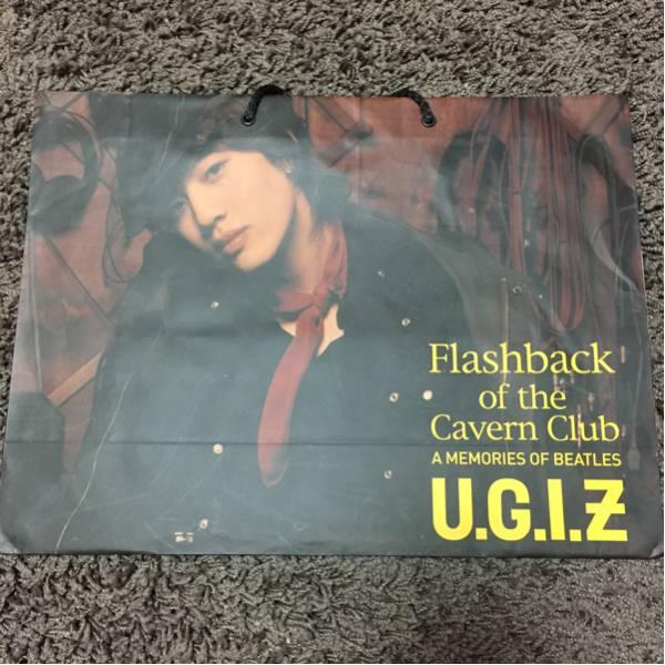 韓国★SE7EN セブン U.G.I.Z ショッパー 紙袋★非売品レア ライブグッズの画像