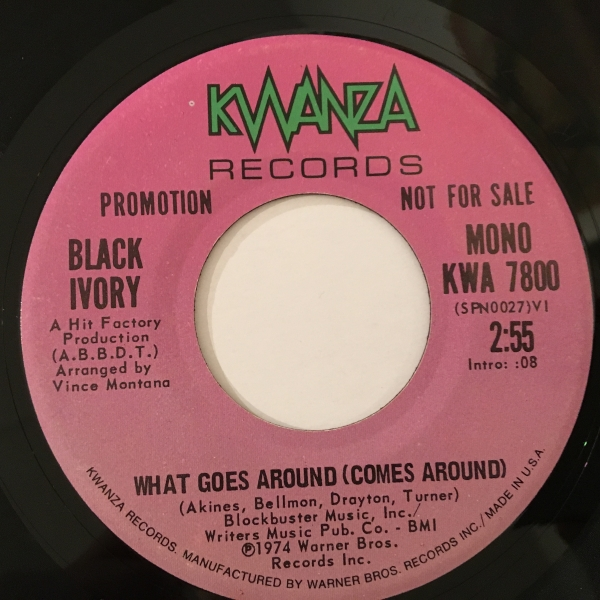 ◇Black Ivory/What Goes Around◇KILLER FUNK/DISCO!_画像2