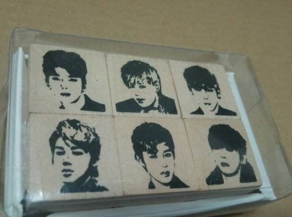 B.A.P LOE 2014 JAPAN ATTACK 公式グッズ スタンプセット