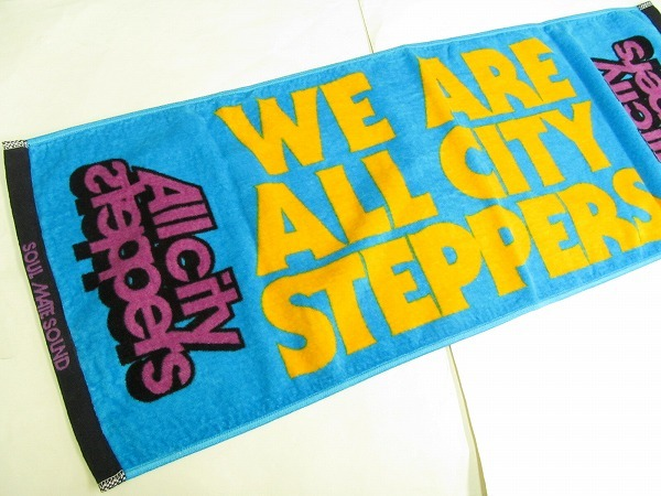 k0393未使用ALL CITY STEPPERSツアーグッズw-indsリュウイチ:35