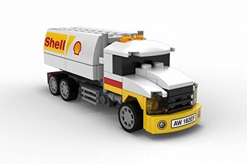 LEGO レゴ シェル限定 タンクローリー LEGO 非売品 トラック★_画像1