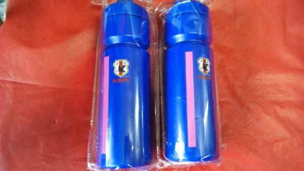 なでしこジャパン 水筒 ボトル 2個 新品 送料無料 グッズの画像