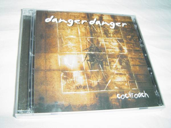 DANGER DANGER 「COCKROACH」 Paul Laine、Andy Timmons、THE DEFIANTS関連 メロディアス・ハード系名盤