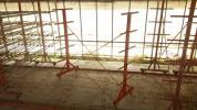●菌床棚 椎茸 ラック 菌床 棚 たな シイタケ 移動式 栽培 便利 ブロック棚