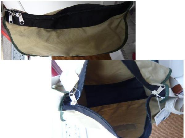 ノースフェイス BUCKET SHOULDER BAG kh ショルダー_画像3