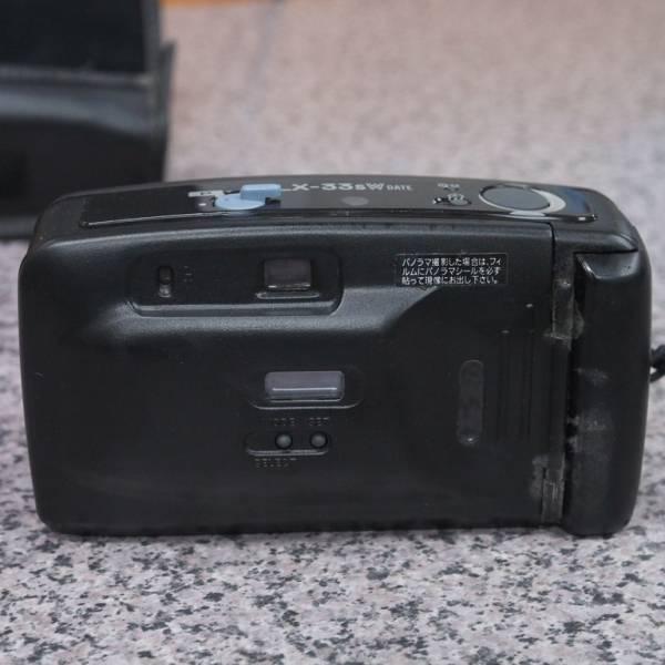 リコー コンパクトカメラ LX-33sW ジャンク品_画像3