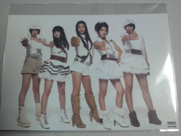 9nine『少女トラベラー』タワーレコード購入特典 生写真(即決) ライブグッズの画像