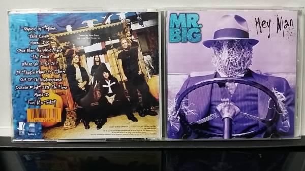 ☆即決!MR.BIG / Hey Mane