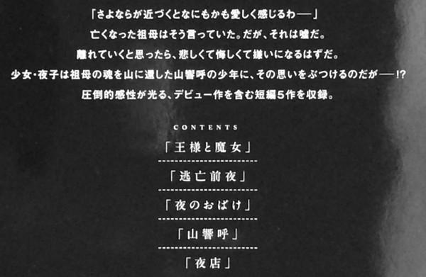 『山響呼 【やまびこ】』 カム 講談社 ◆ ITAN_画像3
