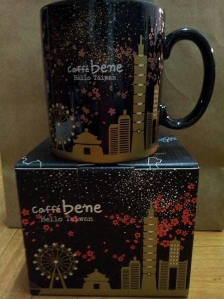 キム・スヒョン caffe bene カフェベネ 台湾の限定マグカップ