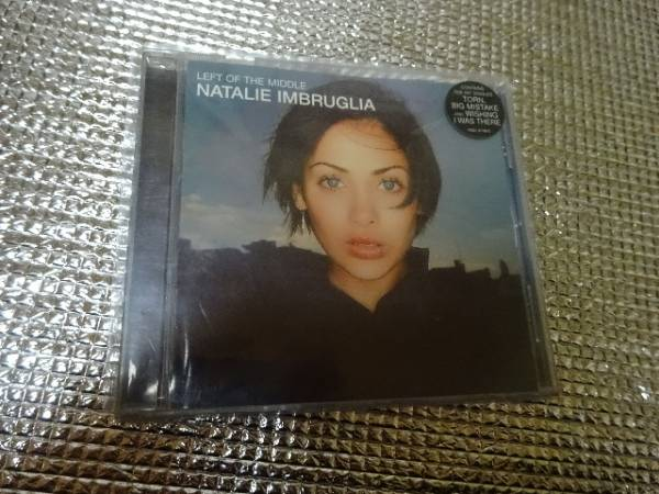 CD natalie imbruglia LEFT OF THE MIDDLE