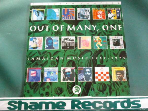 VA : Out Of Many, One Trojan Sampler // Don Drummond LP_画像1