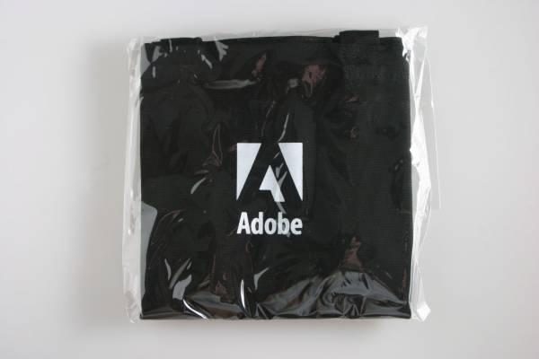 ★ レア Adobe Photoshop Lightroom アドビ バック ノベルティ★