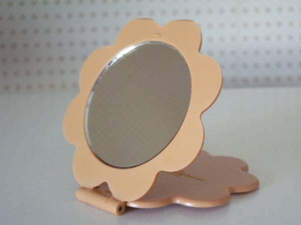 ミスタードーナツ 非売品◆ミスド◆ポンデライオン◆コンパクト ミラー 手鏡◆送料205円_画像3