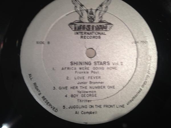 ■VA/Shining Stars Vol.2■KILLER ROOTS!_画像3