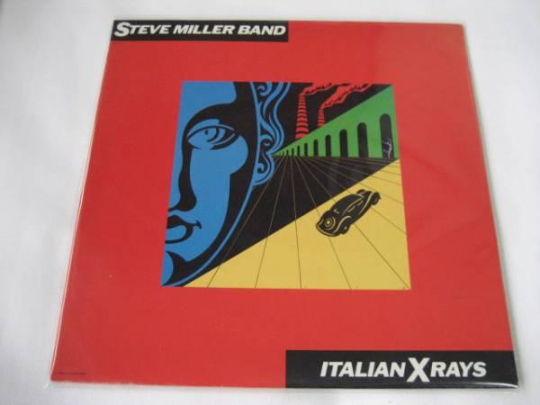 ☆Steve Miller Band/Italian Xrays☆コズミックロック!_画像1