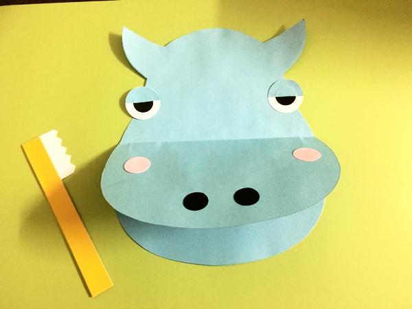 壁面飾り 5枚セット 歯みがき 6月 製作セット 保育園 幼稚園