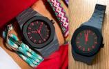 雑誌 LEON 掲載 D1 MILANO / NEON 40mm NE-04 腕 時計 40mm D1ミラノ 50M防水 ABSポリマー
