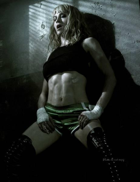 2008年 マドンナ Madonna カラー アート フォト ライブグッズの画像