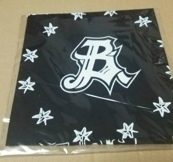 B.A.P LOE 2014 公式グッズ バンダナ