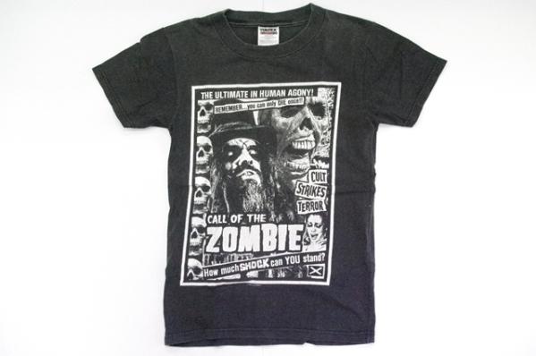 Rob Zombie ヴィンテージ バンドTシャツ ホラー ロブ・ゾンビ