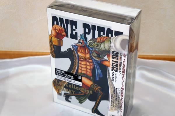【avex/エイベックス】ワンピース ログコレクション ONE PIECE Log Collection 「FRANKY」★初回版・封入特典付★DVD★新品・未開封★_画像2