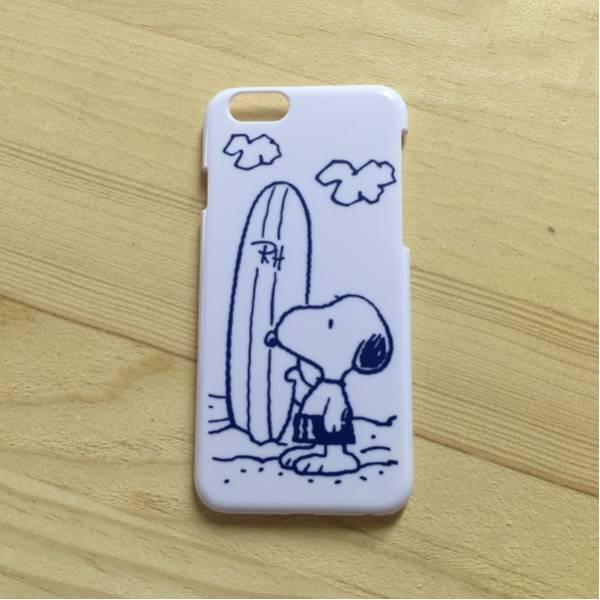 ロンハーマン×スヌーピー iphone6.6sケース
