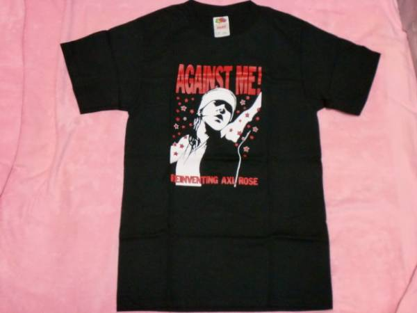 AGAINST ME アゲインスト ミー ロックT S バンドT Green Day