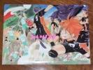 ◆ハイキュー!! 古舘春一 アニメイトブックフェア2015 クリアファイル◆週刊少年ジャンプ 集英社