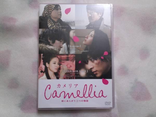 カメリア DVD カン・ドンウォン ソンヘギョ 吉高由里子 グッズの画像