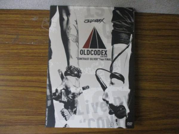 """即決 OLDCODEX Live DVD""""CONTRAST SILVER""""Tour FINAL ライブグッズの画像"""