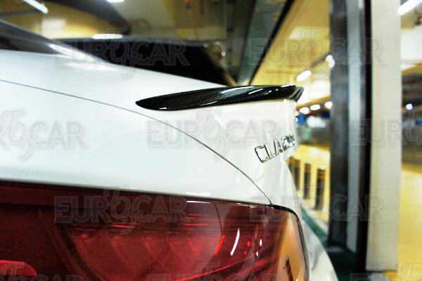 ベンツ CLA W117 C117 リアトランクスポイラー 塗装済 ABS_画像1