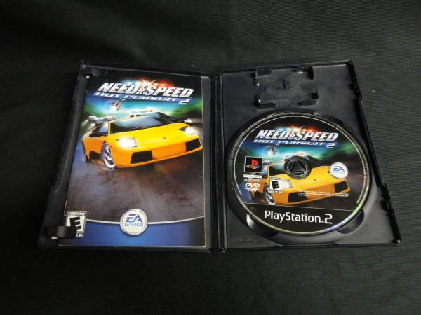 PS2 海外版 Need for Speed: Hot Pursuit 22