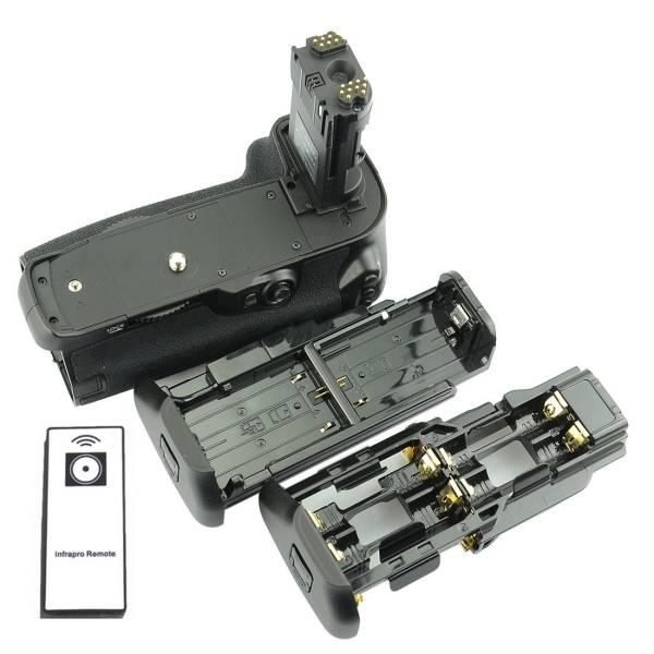リモコン付 Canon BG-E16 バッテリーグリップ互換品 EOS 7D Mark