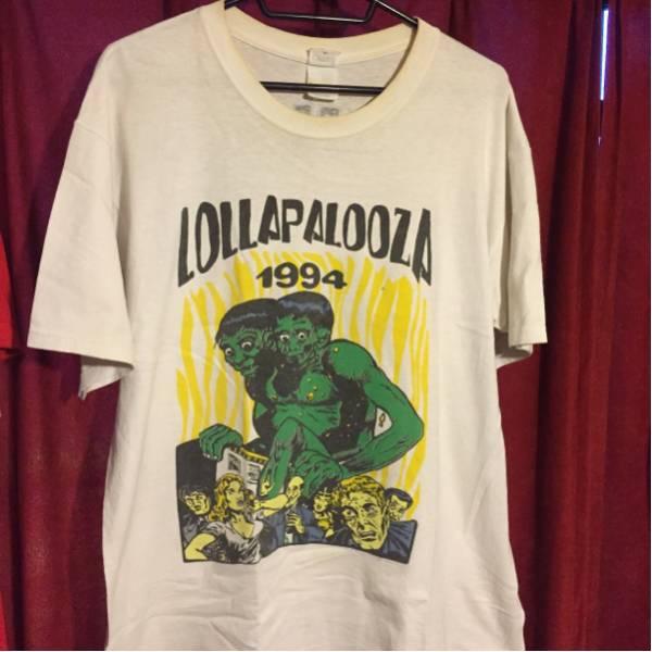 ロラパルーザlollapalooza94 Tシャツ白L