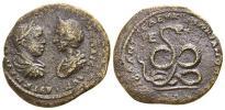 古代ローマ帝国 皇帝ヘリオガバルス ユリア 7,92 g / 26 mm