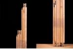 絵画 キャンバス 桐材木枠 F60号, 美品, 芸術 アート 画枠 A