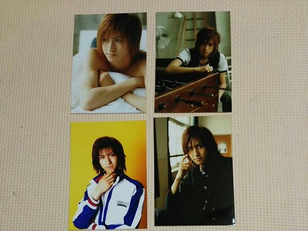 生写真4枚★相葉弘樹・不二★ミュージカルテニスの王子様