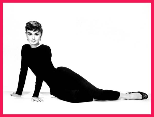 オードリー・ヘップバーンAudrey Hepburn大判写真1枚SN02 グッズの画像