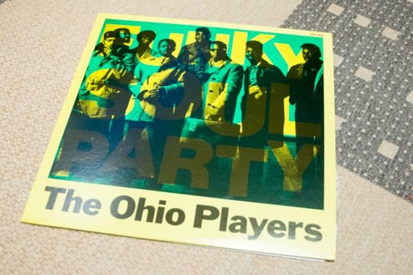 【超美品】Ohio Players Funky Soul Party【レア】_画像1