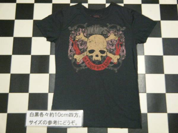 VAMPS SEX BLOOD ROCK N'ROLL 新品 Tシャツ サイズM G4447