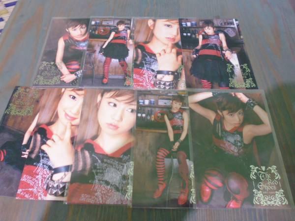 2006 ボム 小倉優子 箔押しSPカード 9枚 グッズの画像