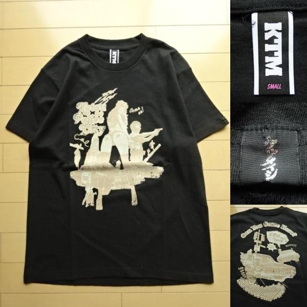 極美品【KTM】ケツノポリス 半袖 Tシャツ 黒 S(ケツメイシ)