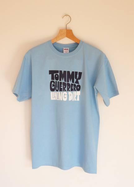 【新品】Tommy Guerrero Tシャツ Sサイズ Sax スケーター ダウンテンポ ギターポップ