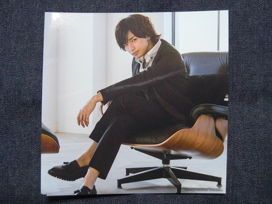 ★Sexy Zone★中島健人 Sexy Power 3 チェンジングジャケット 1枚★