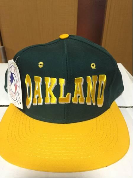 OAKLAND アスレチックス SNAPBACK CAP MLB supreme グッズの画像