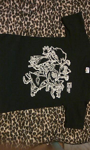 ★GLAY2003年 ハイコミツアー TERUデザインTシャツ★