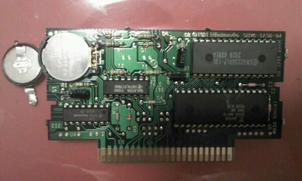 SFC 電池新品 マリオペイント カセットのみ メンテ済み 訳あり品  pon_0_画像2