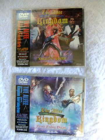 THE ALFEE 20th Summer Kingdom セルDVD2本セット
