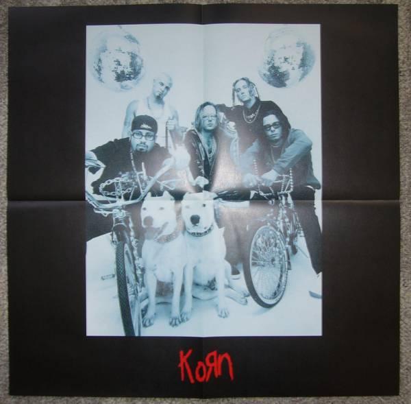 Korn/レア!非売品ポスター